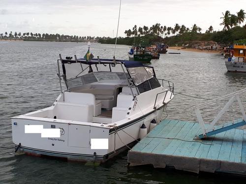 mares 30 pesca mercedes om 352 250 hp cada 1994. caiera