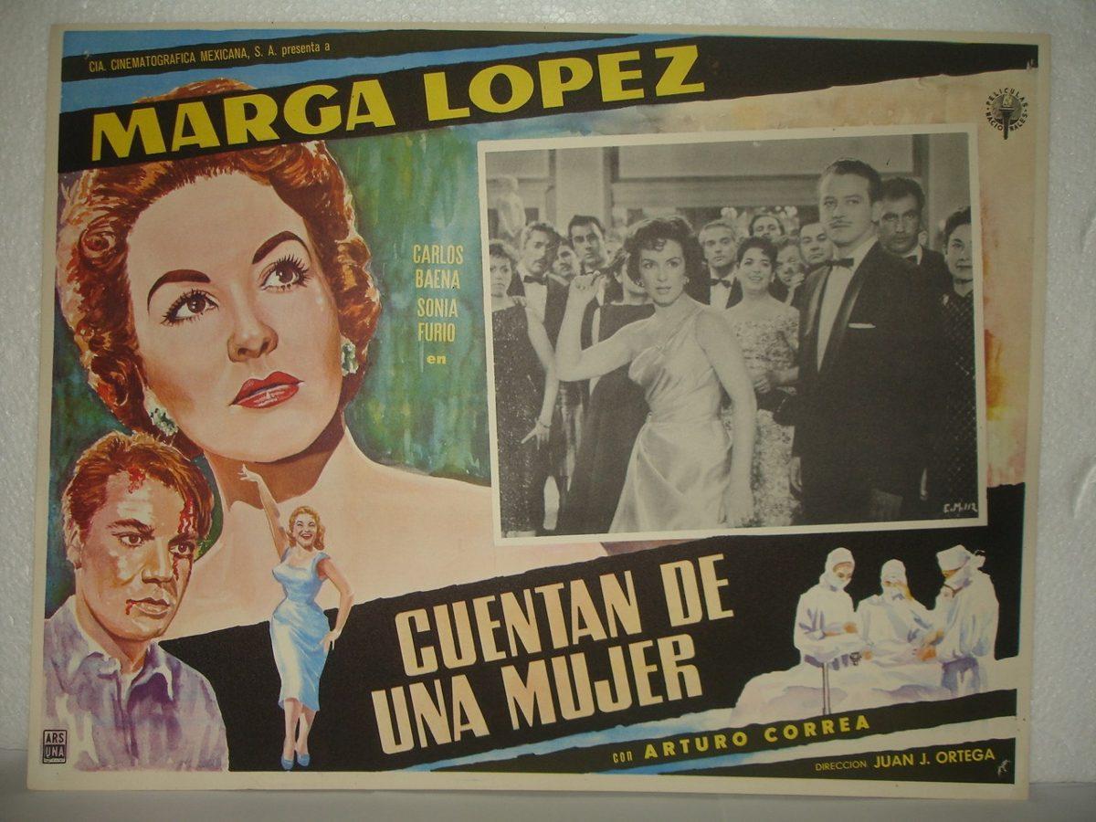 Resultado de imagen para CUENTAN DE UNA MUJER MARGA LOPEZ