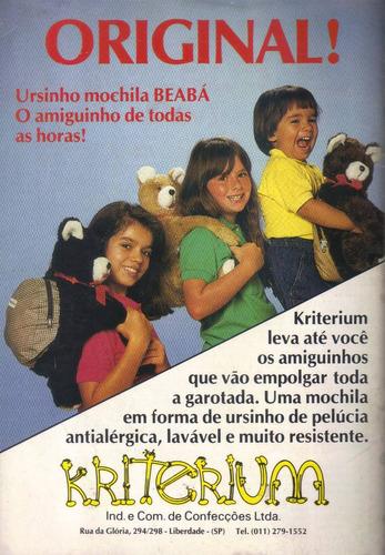 margarida nº 19 de 03/04/1987 imagens da revista