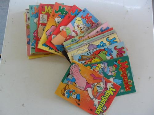 margarida! várias! edit. abril! 1986-1991! r$ 10,00 cada!
