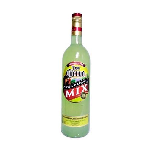 margarita jose cuervo mix limon - 1000 ml