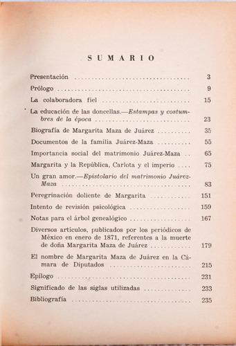 margarita maza de juarez. angeles mendieta alatorre.1972