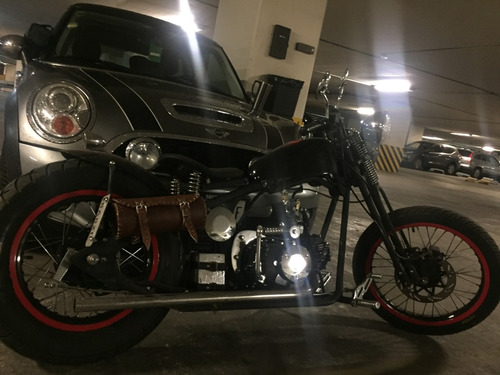 margie motor heaven custom 150 cc