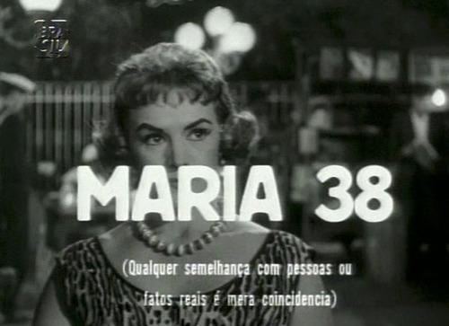 maria 38 - 1960 frete grátis