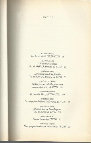 maria antonieta (novela)