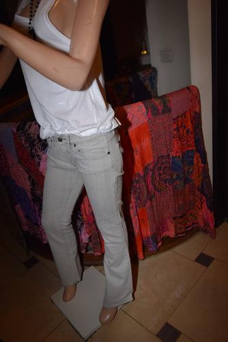 maria cher pantalon modelo basic silver recto varios talles