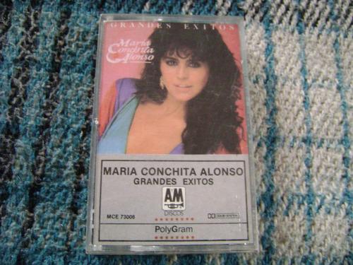 maria conchita alonso cassette grandes exitos