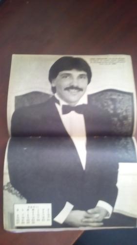 maria conchita en portada de revista notitas musicales 1986