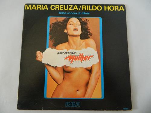 maria creuza / rildo hora 1982 profissão mulher - ep 8