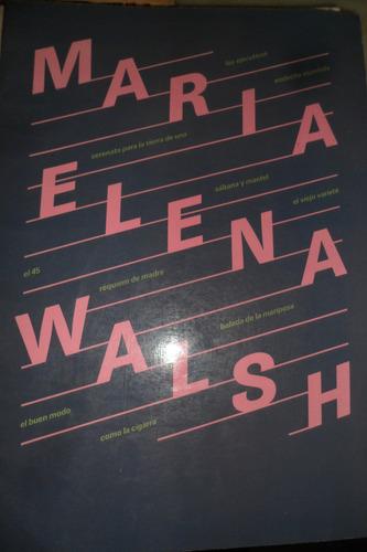 maria elena walsh volumen 1 los ejecutivos endecha española
