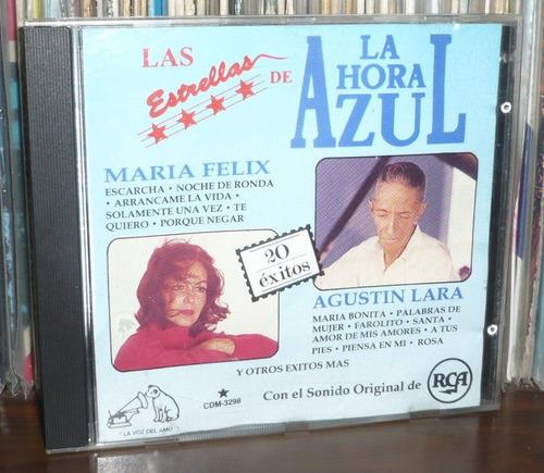 maria felix cd canta a agustin lara