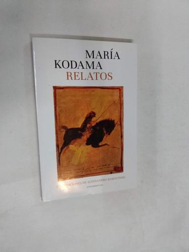 maria kodama   relatos