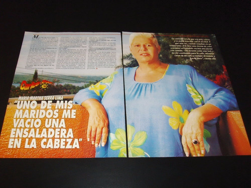 maria martha serra lima * recortes revistas clippings