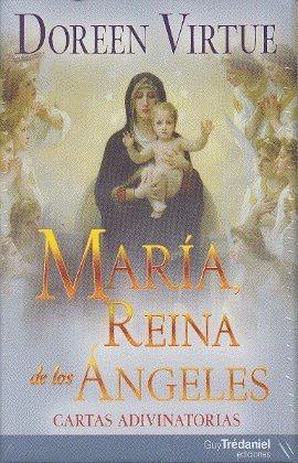 maria reina de los angeles cartas adivinatorias -  d. virtue