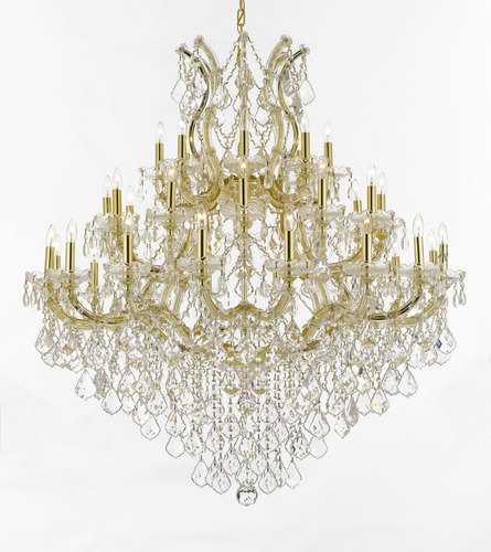 maria theresa crystal chandelier lighting h 44 w 44 perfe...
