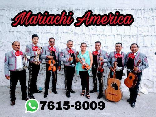 mariachi america de el salvador