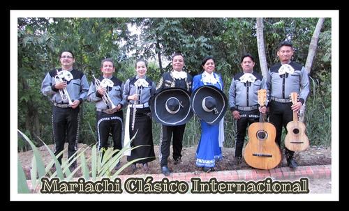 mariachi clásico internacional