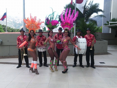mariachi costeño trabuco show