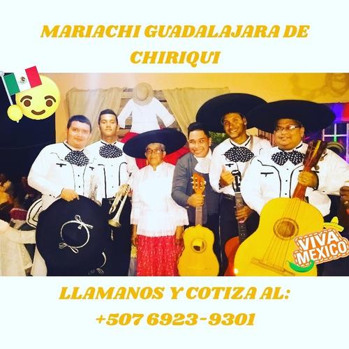 mariachi en chiriqui