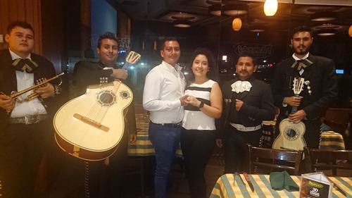 mariachi incomparable $800 servicio de serenatas