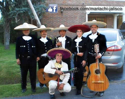 mariachi jalisco -merlo/zona oeste