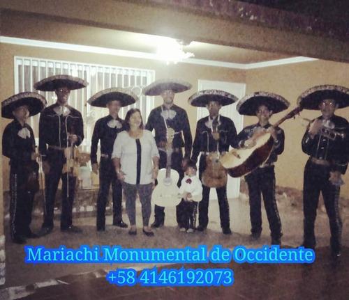 mariachi maracaibo zulia - mariachi monumental de occidente