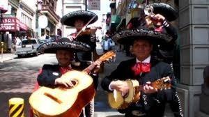 mariachi, mariachi , mariachi