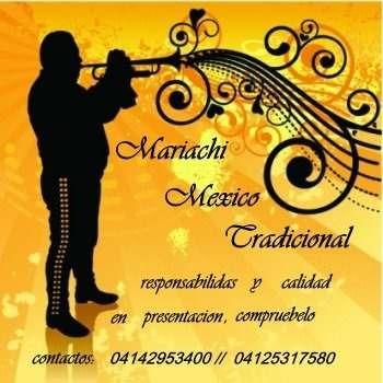mariachi mexico tradicional  tlf ( 0414-2953400 )