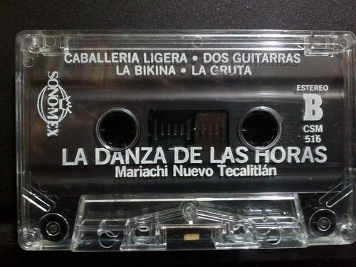 mariachi nuevo tecalitlan la danza de las horas usa 1978 mex