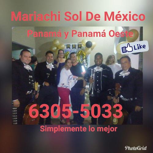 mariachi serenata chorrera