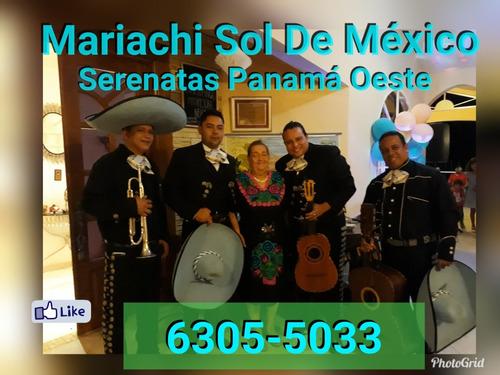 mariachi serenatas panamá oeste