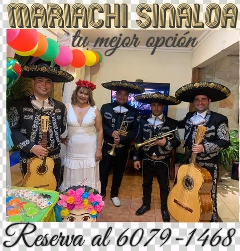 mariachi sinaloa . telf 60791468