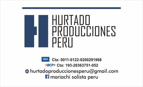 mariachi solista perú