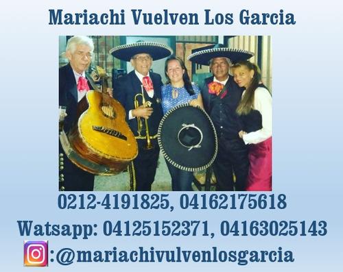 mariachi vuelven los garcia