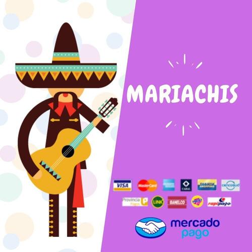 mariachis a domicilio show