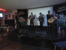 mariachis azteca show