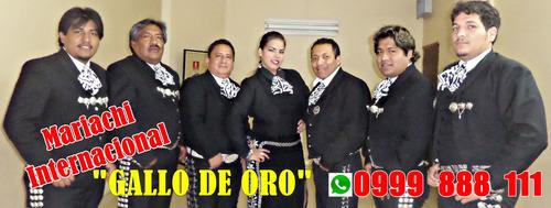 mariachis en cumbaya ...0999 888 111
