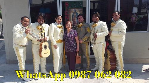 mariachis en duran....0999 888 111