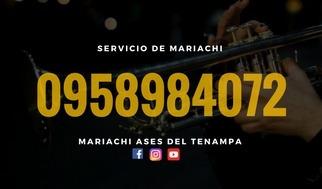 mariachis en quito norte valles sur 0958984072