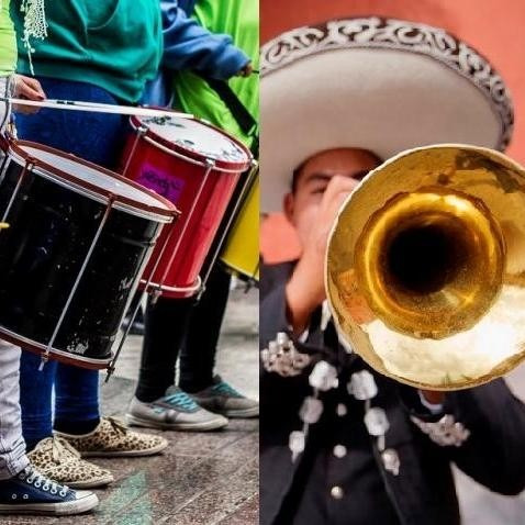 mariachis mariachi samba tambores grupos cantantes llanera 4