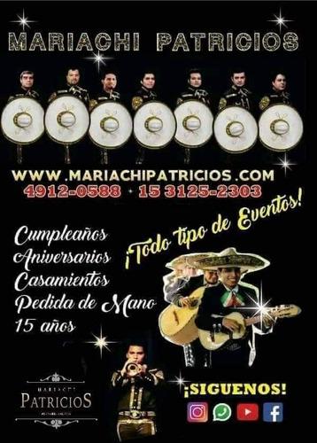 mariachis p/ fiesta,reuniones,eventos  mariachi garantizado