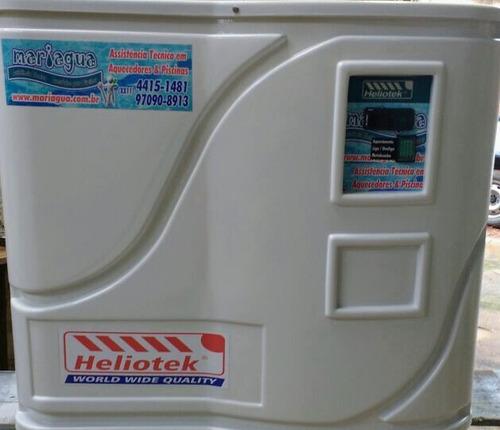 mariagua assistência técnica em aquecedores de piscina