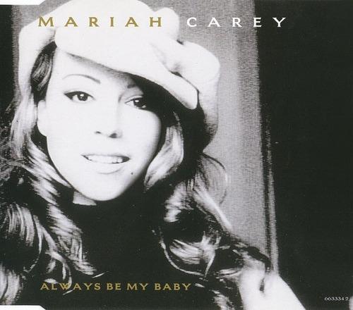 mariah carey - always be my baby (cd single)
