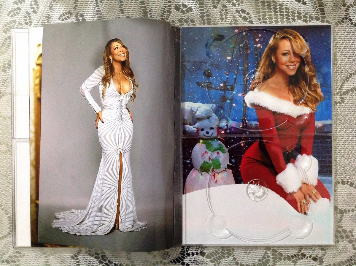 CAREY MERRY CHRISTMAS MARIAH BAIXAR CD