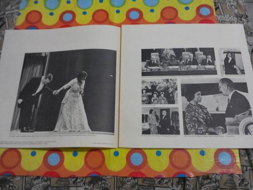 marian anderson lp farewell recital 1964. con incer. u.s.a.