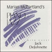 marian mcpartland's piano jazz with guest jack dejohnette cd