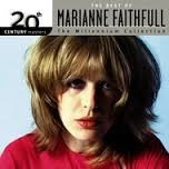 marianne faithfull, the best of.