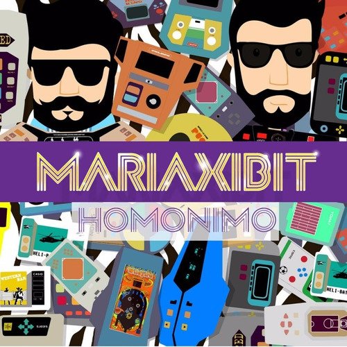 mariaxibit homonimo 14 canciones tracks