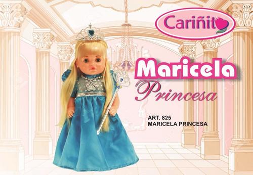 maricela princesa magica con varita corona cariñito