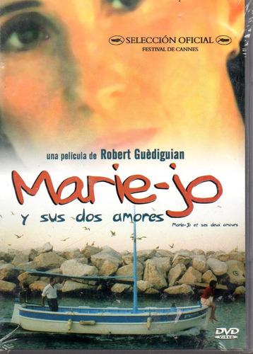 marie jo. y sus dos amores. formato dvd